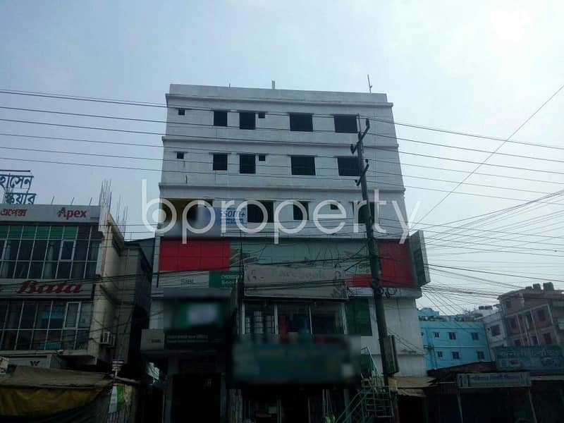 550 Sq Feet Ready Commercial Office Is To Rent At Baluchara