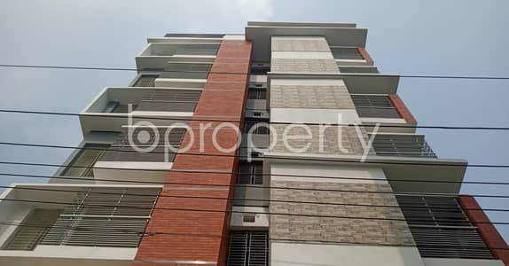 Tastefully Designed This 950 Sq. Ft Medium Size Apartment Is Now Vacant For Rent In Kolpolok R/A.