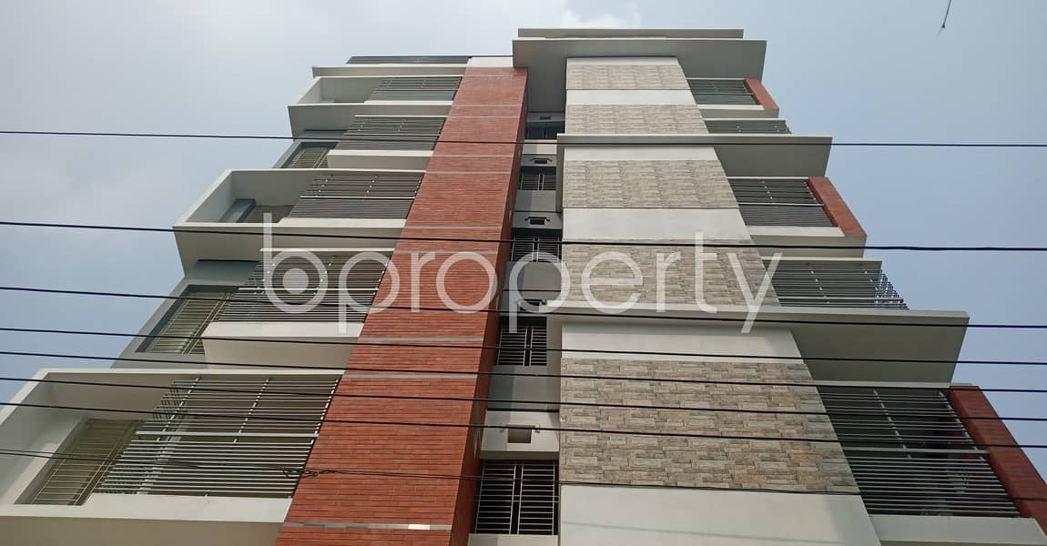 Great Location! Check Out This 950 Sq. Ft Flat For Rent In Kolpolok R/A.