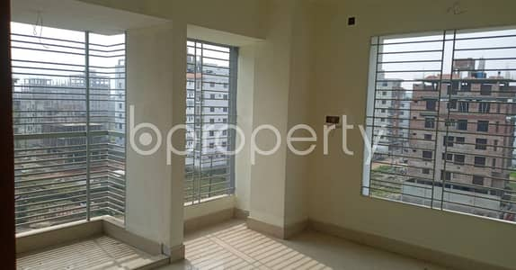 Express Your Individuality At This 1250 Sq. ft Apartment Is Vacant For Rent In The Location Of Kolpolok R/A .