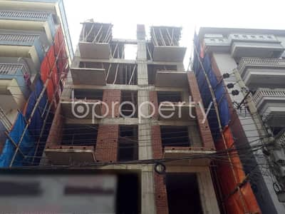 3 Bedroom Apartment for Sale in Uttara, Dhaka - Next To Tanjimul Ummah Madrasah This 1650 Sq>ft Apartment Is Up For Sale At Uttara-13.