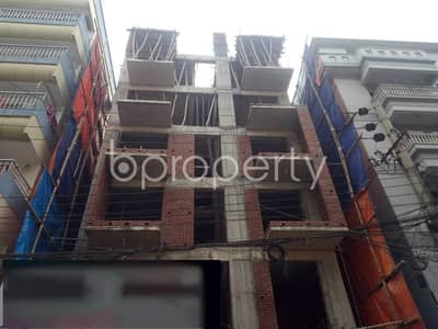 3 Bedroom Flat for Sale in Uttara, Dhaka - 1650 Sq. Ft Residential Apartment For Sale Close To Tanjimul Ummah Madrasah At Uttara-13.