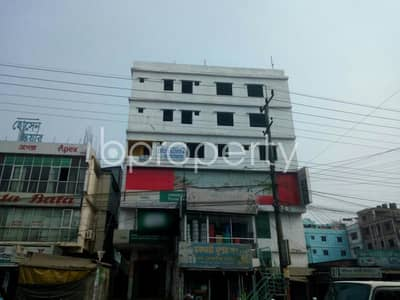 Floor for Rent in Bayazid, Chattogram - At Baluchara A 800 Sq. Ft Commercial Floor For Rent