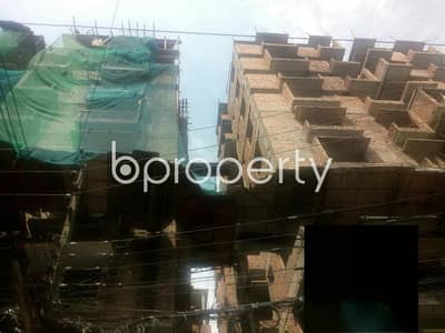 3 Bedroom Flat for Sale in Badda, Dhaka - 1336 Sq. ft. Flat For Sale Beside To Khanbag Jame Mosque At Uttar Badda.