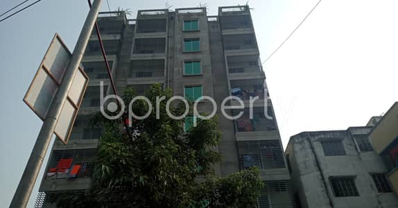 2 Bedroom Apartment for Rent in Double Mooring, Chattogram - Make This 1100 Sq Ft Flat Your Next Residing Location, Which Is Up For Rent In Gulbag Residential Area.
