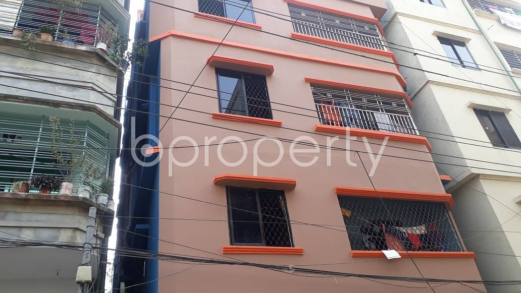 Amazing Flat Of 350 Sq Ft Apartment Is Ready For Rent At Halishahar