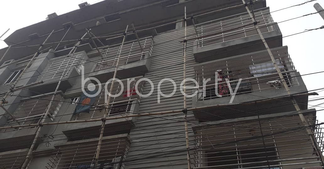 At Faidabad Main Road A 920 Sq. Ft Residential Apartment For Sale