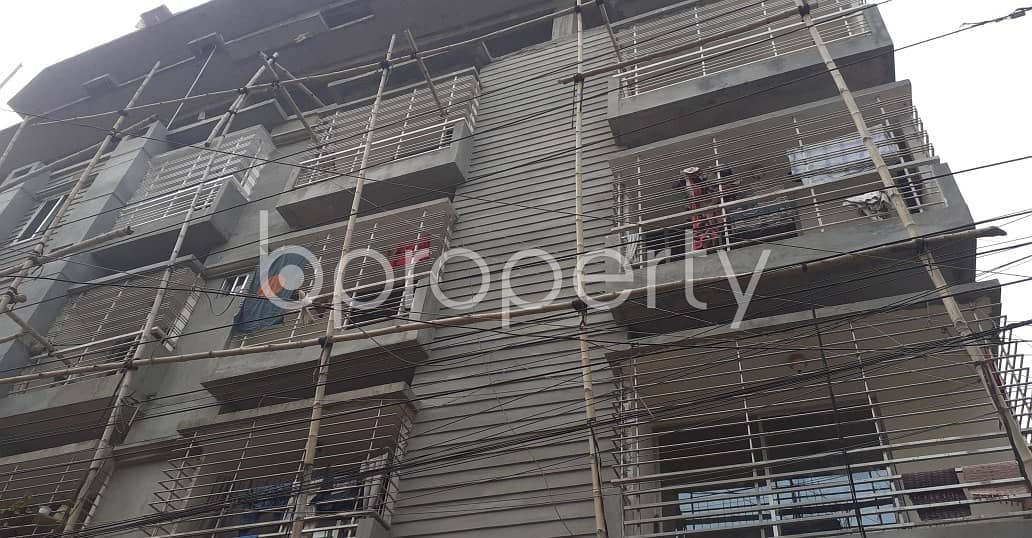 1240 Sq Ft Apartment Is Up For Sale At Faydabad Main Road