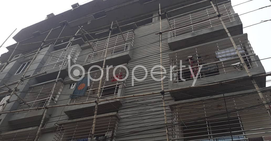 This 920 Sq Ft Apartment Is Avaialble For Sale In Faydabad Main Road