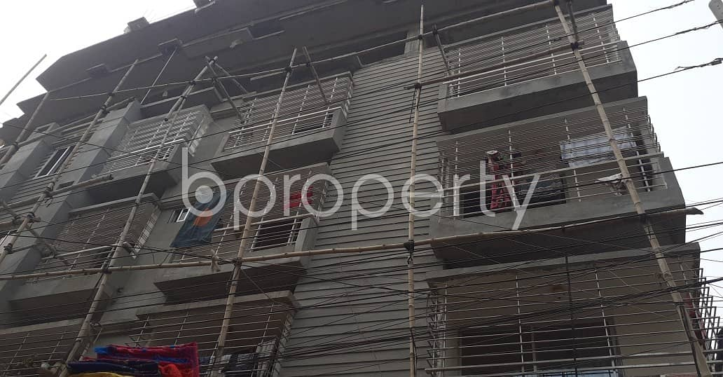 1240 Sq Ft Apartment Is Ready For Sale At Faydabad Main Road