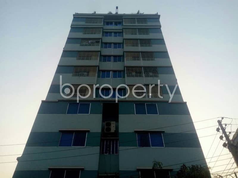 3300 Sq Ft Office Area Is Up For Rent In Aftab Nagar