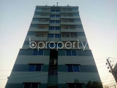 Office for Rent in Aftab Nagar, Dhaka - Spacious Commercial Area Of 6000 Sq Ft Is Available To Rent At Aftab Nagar, Block D