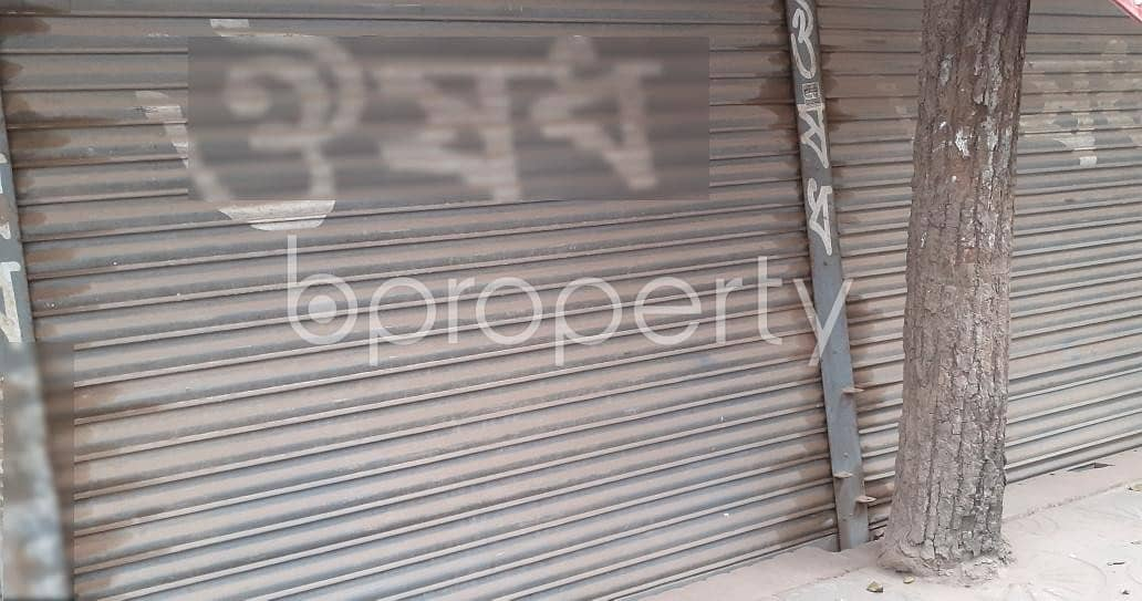 Amazing 150 Sq Ft Commercial Shop Is Up For Rent At Mohammadpur, PC Culture Housing