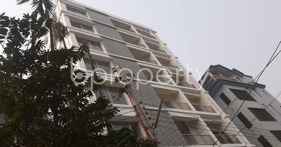 3 Bedroom Apartment for Sale in Mohakhali DOHS, Dhaka - Reside Conveniently In This Well Constructed Flat For Sale In Mohakhali DOHS.