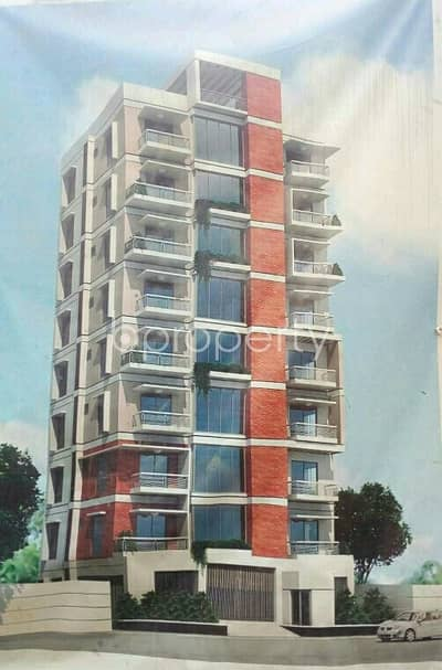 3 Bedroom Flat for Sale in Mohammadpur, Dhaka - Obtain This Well Fitted Flat Of 1800 Sq Ft Which Is Up For Sale In Mohammadpur Block F.