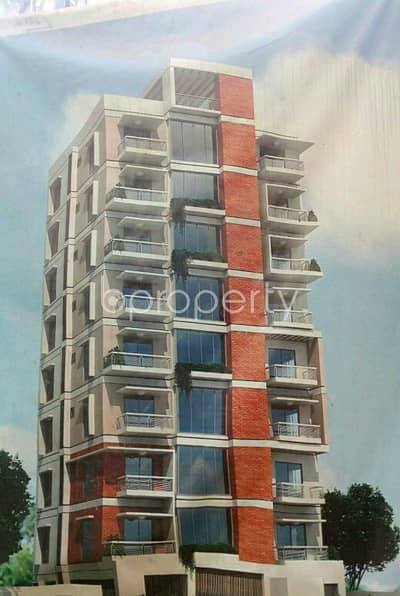 3 Bedroom Apartment for Sale in Mohammadpur, Dhaka - A Modern Well-planned Flat Of 1800 Sq Ft Is Up For Sale Is Situated In Mohammadpur Block F.