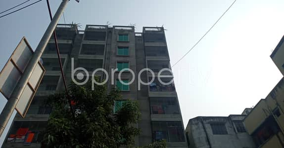 2 Bedroom Apartment for Rent in Double Mooring, Chattogram - A Ready 1100 Sq. ft Apartment For Rent In Gulbag Residential Area Beside To Mercantile Bank Limited.