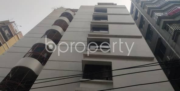 2 Bedroom Flat for Rent in Kalabagan, Dhaka - Grab This 850 Square Feet Flat For Rent At Kalabagan