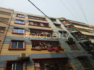 2 Bedroom Apartment for Sale in Mirpur, Dhaka - 650 Sq Ft Flat Is Available To Sale In Mirpur, Section 12