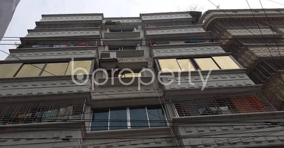 3 Bedroom Apartment for Rent in Kalabagan, Dhaka - An Apartment For Rent Is All Set For You To Settle In Kalabagan Close To Lake Circus Girls' High School