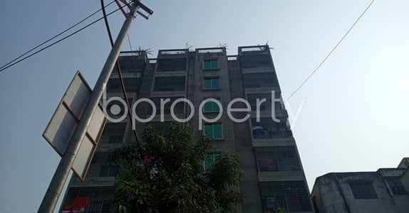 2 Bedroom Flat for Rent in Double Mooring, Chattogram - Take A Look At This 1100 Sq Ft Well Defined Flat Which Is Up For Rent In Gulbag R/a
