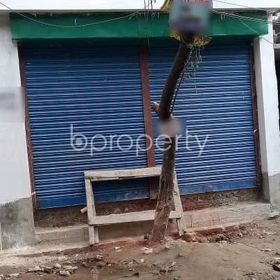 Shop for Rent in Mohammadpur, Dhaka - Commercial Shop Of 320 Sq Ft Is Available For Rent At Mohammadpur