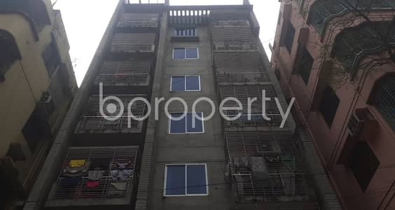 4 Bedroom Flat for Sale in Banasree, Dhaka - A Smartly Priced 1460 Sq. Ft Apartment Which Is Up For Sale In Banasree Close To ONE Bank Limited.
