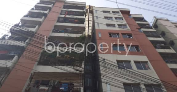 3 Bedroom Apartment for Rent in Jamal Khan, Chattogram - Adjacent To Hafiz Park, This Residential Place Is For Rent In Jamal Khan.