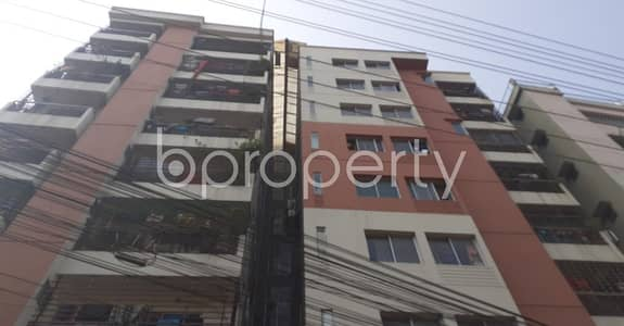 3 Bedroom Apartment for Rent in Jamal Khan, Chattogram - Adjacent To Khan Community Center, A Residential Place Is Up For Rent In Jamal Khan.