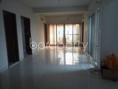 3 Bedroom Apartment for Rent in Banani, Dhaka - A worthwhile 2000 SQ FT residential flat is ready for rent at Banani