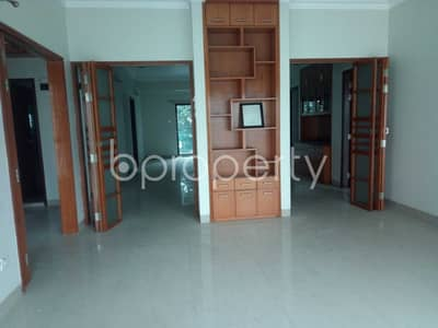 3 Bedroom Flat for Rent in Banani, Dhaka - We Got This Beautiful Flat Of 2500 Sq Ft For Rent In Banani, Which Is Affordable.