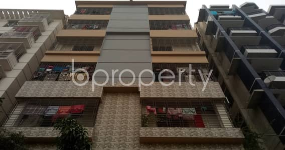 1 Bedroom Apartment for Rent in Bashundhara R-A, Dhaka - A worthwhile 300 SQ FT residential home is ready for rent at Bashundhara R-A, Block E
