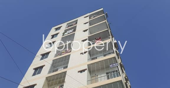 3 Bedroom Apartment for Sale in Khilkhet, Dhaka - Built With Modern Amenities, Check This 3 Bedroom Flat For Sale In The Location Of Khilkhet