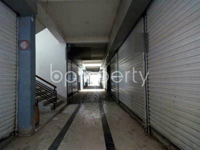ভাড়ার জন্য এর দোকান - বায়েজিদ, চিটাগাং - 130 Sq Feet Commercial Shop Is Up For Rent At Bayazid