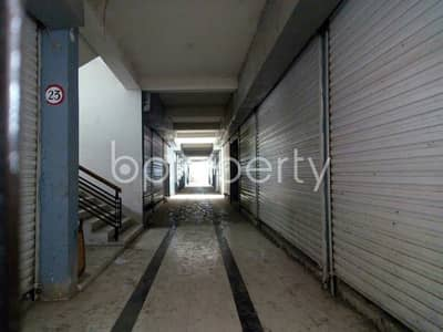 ভাড়ার জন্য এর দোকান - বায়েজিদ, চিটাগাং - 130 Square Feet Commercial Shop Is Up For Rent At Bayazid, Tiger Road