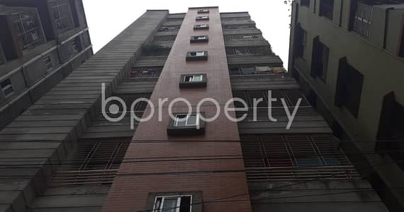 2 Bedroom Apartment for Sale in Mirpur, Dhaka - High Quality Living Space Of 1550 Sq Ft Is Available For Sale In Ahmed Nagar
