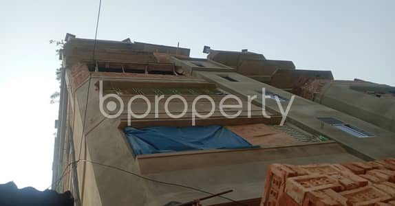 2 Bedroom Flat for Rent in Halishahar, Chattogram - Offering you a 640 SQ FT apartment to Rent in Bandartila, Halishahar