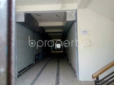 ভাড়ার জন্য এর দোকান - বায়েজিদ, চিটাগাং - 110 Square Feet Commercial Shop Is Up For Rent At Bayazid