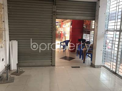 Shop for Sale in Badda, Dhaka - At Bir Uttam Rafiqul Islam Avenue, Suitable Shop Space Is Up For Sale Which Is 182 Sq Ft