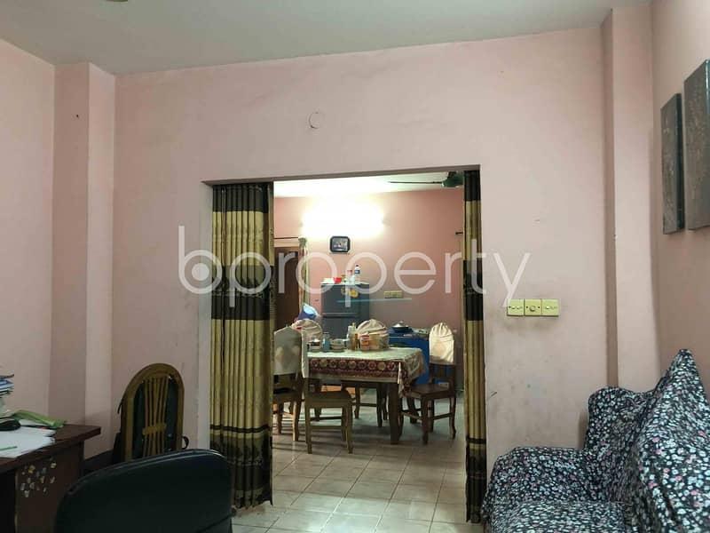 Buy This Flat Of 1517 Sq Ft At Uttara, Sector 7, Lake Drive Road