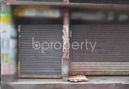 Shop for Rent in Dhanmondi, Dhaka - Rent This Commercial Shop Of 32 Sq Ft Up For Rent At Dhanmondi