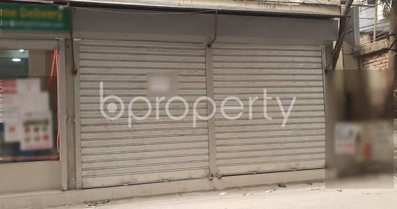 Shop for Rent in Mohammadpur, Dhaka - 140 Sq Ft Commercial Space Is Available To Rent In PC Culture Housing