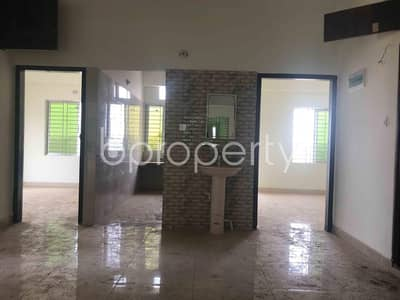 3 Bedroom Apartment for Sale in Halishahar, Chattogram - An Apartment Is Ready For Sale At Halishahar, Near Masjid-e-Baitul Azim.