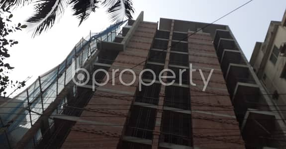 3 Bedroom Flat for Sale in Dhanmondi, Dhaka - In The Location Of West Dhanmondi and Shangkar, 1280 Sq. Ft Apartment Is Up For Sale.