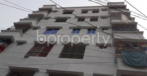 2 Bedroom Apartment for Rent in Dhanmondi, Dhaka - A Beautifully Constructed Apartment Of 800 Sq Ft Is Vacant Right Now For Rent In West Dhanmondi.