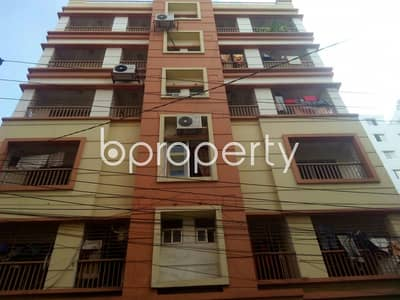 3 Bedroom Apartment for Sale in Bashundhara R-A, Dhaka - An Impressive 1400 Sq. Ft And 3 Bedroom Flat Is Available For Sale Close To Viquarunnisa Noon School and College At Bashundhara R-A.