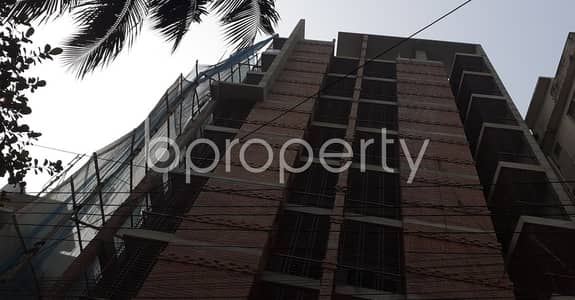 3 Bedroom Apartment for Sale in Dhanmondi, Dhaka - 1180 Sq. ft Apartment Is For Sale In Dhanmondi Very Next To Pulpar Jame Masjid.