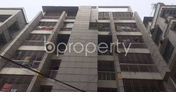 ভাড়ার জন্য BAYUT_ONLYএর ফ্ল্যাট - বসুন্ধরা আর-এ, ঢাকা - 1300 Square Feet Residential Apartment Is Ready To Rent In Bashundhara R-A