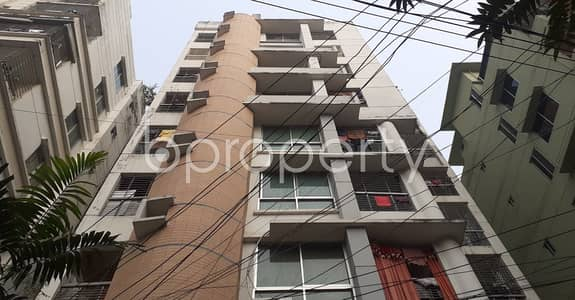 2 Bedroom Apartment for Rent in Dhanmondi, Dhaka - A Nice Flat Of 800 Sq Ft Is Up For Rent In North Road, Dhanmondi