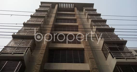 বিক্রয়ের জন্য BAYUT_ONLYএর অ্যাপার্টমেন্ট - বসুন্ধরা আর-এ, ঢাকা - Well-fitted Apartment Is Here Sited At Bashundhara R-a Featuring 2300 Sq Ft Space For Sale
